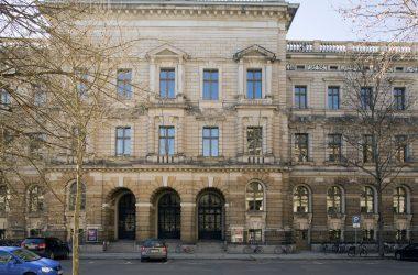 Gebäudeansicht der Hochschule für Musik und Theater »Felix Mendelssohn Bartholdy« Leipzig